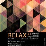 Relax #1 by Social Afterwork - PAÏ
