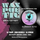Wax Poetic 9-10-17