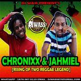 DJ WASS - Chronixx & Jahmiel Mixtape 2016 - [Risising Of Two Reggae Legend]