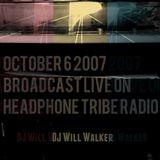 DJ Will Walker 10-6-2007 Breakbeatin Mix