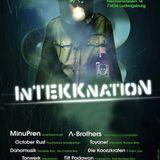 Danomusik @ IntekkNation (29.09.2012 - Four Runners Club Ludwigsburg)