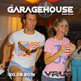 THE GARAGE HOUSE RADIO SHOW - DJ FAUCH - Recorded on Vision UK - 20th September