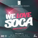 We Love Soca 4 Mixed by D-One Part 1