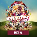Miss K8 @ Intents Festival 2017 - Warmup Mix