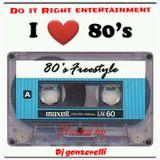 80s Freestyles Mix