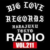 BIG LOVE RADIO vol.211 (JAN.12.2019)