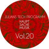 Rautemusik Techhouse Julians Tech Programm Vol.20