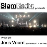 #SlamRadio - 098iii - Joris Voorn (T In The Park 2014)