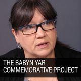 The Babyn Yar Commemorative Project