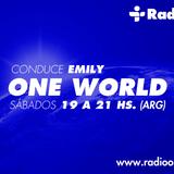 ONE  World (09/07/2016) - Temporada 1 - Capitulo 19.
