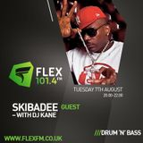 DJ Kane with guest MC Skibadee (Interview) Flex FM 07.08.18