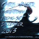 Chris Anger - Hardtechno Promo-Set Dezember 2013