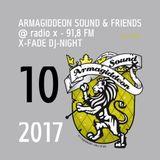 @ X-Fade DJ-Night - 03.10.17 ls Mukka
