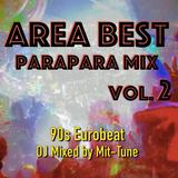 """Parapara """"Area"""" Best Vol.2"""