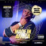 Made In Africa Vol. 6 by DJ KAZ D.