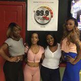 99.9 The Plug FM PRESENTS: The PLUG ANGELS Show 9-14-16