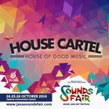Soundsfair Festival 2014 Promo Mix