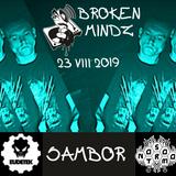 Broken Mindz Radio feat. Sambor