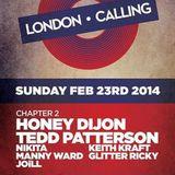 Honey Dijon Live @ Audio SF    Feb 23, 2014