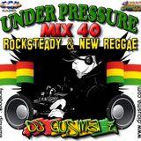 """DJ Gusma-T """" Under Pressure mixtape 40 """" (2012)"""