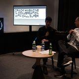 Raheem at #C2C18 - Day One - Crack Magazine In Conversation w/  Call Super