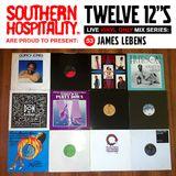 Twelve 12's Live Vinyl Mix: 53 - James Lebens