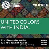 UNITED COLORS with INDIA. Radio 003: (Desi, Hip-Hop, Reggaeton, Romanian, Trap, Arabic, Moombah)
