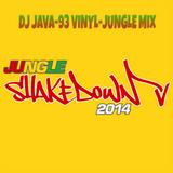 DJ JAVA -93 -VINYL JUNGLE MIX   #JUNGLESHAKEDOWN2014