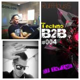 B2B DJ Tour #004 /// Ruffhou5