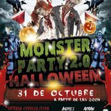 Andres Montero @ Monster Party 2.0 Halloween (Promo Session)