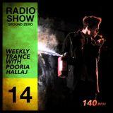 Ground Zero 14 - Pooria Hallaj Trance Show