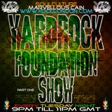 Yardrock Foundation Show SoulCulture & Marvellous Cain & PowerZone On www.koollondon.com pt1