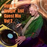 Dugy B - Vol 2 - Exclusive Guest Mix for The Jungle_List