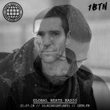 Global Beats Radio  - July 21st 2018 (Martyn & Djrum Special)