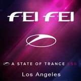 Fei-Fei - Live at Beyond Wonderland in Los Angeles, USA (17.03.2012)