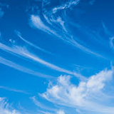 Cirrus: Clouds lead to rain, birdsong accompaniments