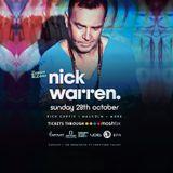 Malcolm DJ - Nick Warren closing set Brisbane Nov 2018