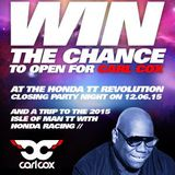 D.J. HOUSE INVASION MIX   CARL COX HONDA TT REVOLUTION