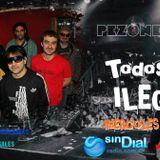 #IlegalesRadio87 Entrevista Pezones Cardozo