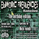 euPHoRiC FReQueNCieS The birthday edition - Nick Farah opening mix