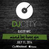 Tony Gia - Friday Fix - July 11, 2014