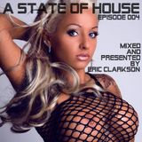 Eric Clarkson pres. A State of House (EP004)