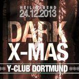 GO!DIVA - Merry Dark X-Mas, recorded at Dark X-mas, Y-Club, Dortmund, 23-12-2013