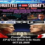 Freestyle Sunday's on K-lassic407 With Dj Larry Vee, Dj Flash, La Amazing Nena and Lady Cee EP 27