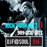 KickYourJazz Vol01 (90's Acid Jazz Extract)