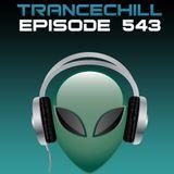 TranceChill 543 (21.07.2014)