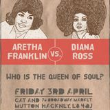 Aretha Franklin vs Diana Ross: QUEEN OF SOUL
