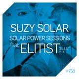 ELITIST Guestmix @ Suzy Solar pres. Solar Power Sessions #758 (20/4/16) 1MixRadio.co.uk