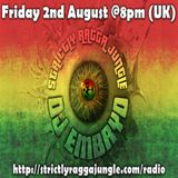 DJ Embryo - Strictly Ragga Jungle Radio Live 11