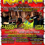REAL RUPPINZZ 3RD SEPT